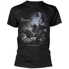 Burzum: Sol Austan, Mani Vestan (Tricou) Metalhead, Mens Tops, T Shirt, Fashion, Supreme T Shirt, Moda, Tee, Fashion Styles, T Shirts