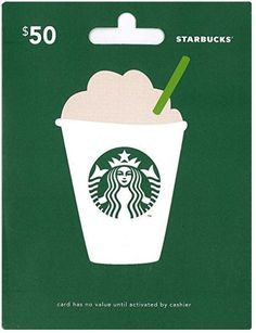 12. AStarbucks Gift Card Most teens are, sadly, exhausted from school and/or life, so coffee can often provide that necessary boost to get through the day. If your graduateis a coffee drinker, give the gift of caffeine. I assure you, they will appreciate it