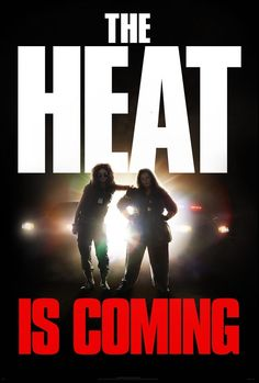 "The Heat - 27""x40"" Backlit Movie Poster"