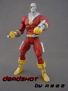 toycutter: Action Figure: Deadshot (DC Comics)