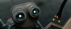 """""""A chance encounter proves fateful for 2 robots mining on a desolate planet."""""""