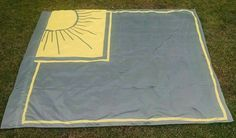 The flag of the Fenian Brotherhood 7th Regiment, Irish Republican Army, Irish Army of Liberation, June 1866. The flag was made for the military company by the Fenian Sisterhood of Buffalo and carried into Canada, flying over Fort Erie and present at the Battle of Ridgeway. This is how the flag likely appeared at the time of the Fenian Raids, June 1-2, 1866, since it was seized by US Authorities but returned early December 1866. The battle honors of Fort Erie and Ridgeway were obviously…