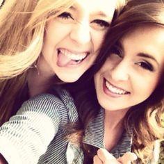 The beautiful Megan & Liz