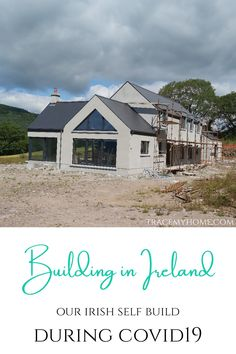 A self build is hard already without adding covid19 into the mix. Click here to find out how we were able to have progress on the site! How To Find Out, This Is Us, Self, House Styles, Building, Home, Buildings, Ad Home, Homes