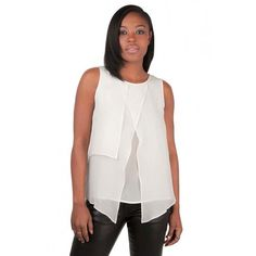 59319a3e05ef9 silk tank top by Poetic Justice brand.