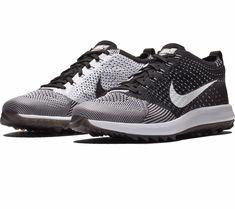 87594edf69 Nike Flyknit Racer G Nike Flyknit Racer, Black Golf Shoes, Nike Free, Pairs