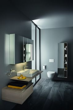 Washbasin | LAUFEN PRO S | TOTAL BATHROOM SETS | Collections | Laufen