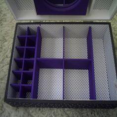 Como fazer caixa para maquiagem: Passo a passo