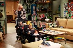 """S4 Ep3 """"She Loves Me, She Loves Me Note"""" - """"You birth them. We nurse them!"""" Bonnie's babysitting tagline was hilarious! What would yours be? #BabyDaddy"""