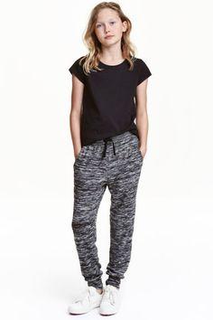 Fine-knit joggers | H&M