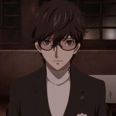 Persona 5 Anime, Persona 5 Joker, Ren Amamiya, Akira Kurusu, Bear Wallpaper, Anime Oc, Anime Profile, Manga Boy, More Icon
