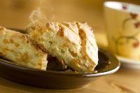 Sourdough Cheddar Biscuits