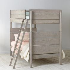 Wrightwood Kids Bunk Bed | The Land of Nod