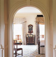 Lifestyle: A Virginia Country Estate by Ralph Harvard from Antiques & Fine Art magazine