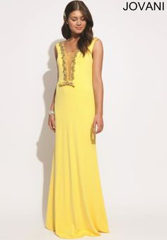 Jovani Dresses 77652 at Peaches Boutique