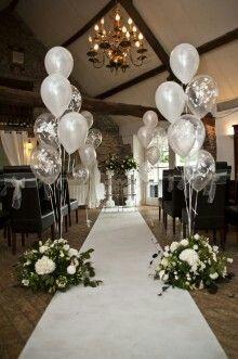 Raumdekoration Hochzeitsdeko Luftballons - - Accutane - Acne Prescription Some forms of Wedding Balloon Decorations, Wedding Decorations On A Budget, Wedding Balloons, Wedding Themes, Birthday Decorations, Diy Wedding Reception, Our Wedding, Dream Wedding, Centerpieces