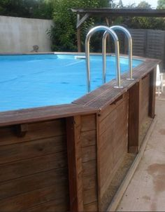 Above Ground Pools are the most effective alternative for resident who want a swimming pool however aren't ready for the much more costly choice of putting in an in-ground pool. Above Ground Pool, In Ground Pools, Outdoor Living, Outdoor Decor, Yard Ideas, Garden Art, Oasis, Swimming Pools, Landscaping