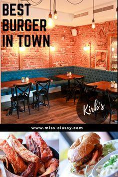 Beste Burger, Good Burger, Restaurant, Blog, Classy, Decor, Graz, Good Food, Travel Advice