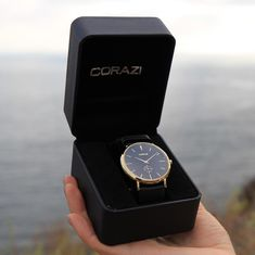 By the sea 🌊 Perfect gift for this coming holiday season from Corazi Design watch collection Modern Minimalist, Modern Design, Jewelry Design, California, Sea, Watches, Best Deals, Bracelets, Holiday