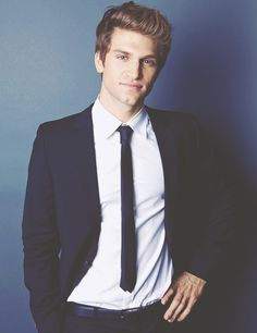 Keegan Allen + Toby Cavanaugh + Pretty Little Liars
