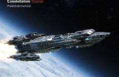 Battlestar Ships of the Fleets | Taurus