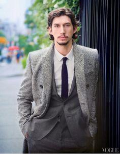 Vogue Magazine asks Adam Driver 6 Questions