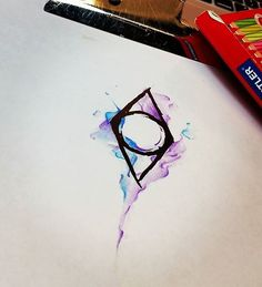 I think this would make for an awesome Skyrim tattoo