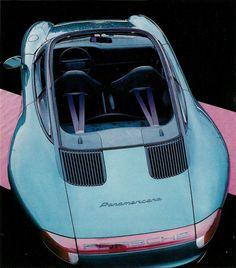 1989   Porsche Panamericana