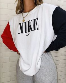 Black Girl Fashion Teenage _ Black Girl Fashion - plus size fashion for women - Cute Lazy Outfits, Teenage Outfits, Teen Fashion Outfits, Nike Outfits, Retro Outfits, Trendy Outfits, Vintage Outfits, Cool Outfits, Clothes For Teenage Girls