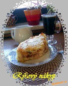Rýžový nákyp se švestkami a jablíčky .... náš nej French Toast, Treats, Breakfast, Sweet, Food, Bulgur, Sweet Like Candy, Morning Coffee, Candy