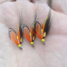 Fly Fly Tying Patterns, Fish Patterns, Hair Wings, Atlantic Salmon, Salmon Flies, Types Of Fish, Salmon Fishing, Diy Home Crafts, Streamers