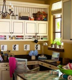 Cool cupboards