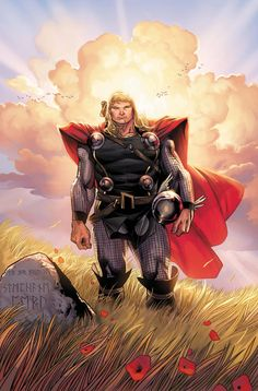 Thor #10 Comic Art by Comic Artist Olivier Coipel #Comics #Illustration #Drawing