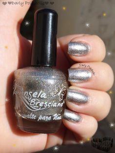 ♥♥♥ Darly Polisholic ♥♥♥: ♥♥ Nueva marca en el Blog: Angela Bresciano + swatch ♥♥