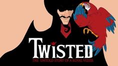 Twisted. Can't Freaking Wait. Really want to go watch it, but that won't happen, so they better put it up on youtube.