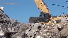 Hochaus Abriss Highrise Demolition Duisburg Rheinhausen Recycling Day 18