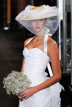 Unique Veils- Part 3 - Belle the Magazine . The Wedding Blog For The Sophisticated Bride