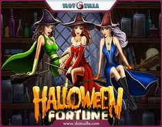 Halloween Fortune II Slot Machine - Play Now with No Downloads