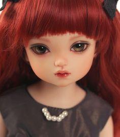 ITEM VIEW : B. I. D Basic - Chloe 클로이 Fairy Dolls, Bjd Dolls, Barbie Dolls, Face Images, Pin Up, Cool Art, Awesome Art, Felt Toys, Ball Jointed Dolls