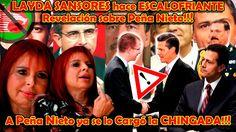 Layda Sansores hace Escalofriante Revelación Sobre Peña Nieto!!! A la CH...