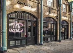 Chanel Beauty Sets Up (Temporary) Shop in London #Birchbox