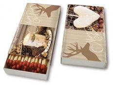 Kaminhölzer natürliche Weihnachten braune Dekoration - Servietten Versand Tischdeko Kerzen OnlineShop Shops, Paper Design, Container, Natural Christmas, Fireplace Logs, Dinner Napkins, Candles, Decorating Ideas, Homemade