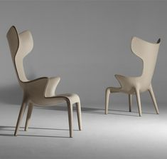 Poltron LOU READ armchair by  Philippe starck for Driade