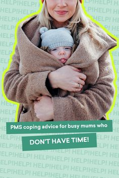 Happy Maternal Mental Health Month! Didn't know it existed? Don't worry, it's something that's rarely discussed, but SO important. We're sharing our advice for rushed-off-their-feet mammas who feel they don't have time for PMS symptoms. Whether you're a brand new mother, a working mum or have been trying to balance your period symptoms with motherhood for years, here are our tips… Full Stop, Keep It To Yourself, Working Mums, Other Mothers, Eye Roll, Pms, Menstrual Cycle, New Mums, Mood Swings