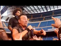 Bruce Springsteen in concerto a San Siro