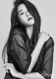 Seo Ye Ji for InStyle magazine February Issue '16