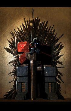 Prime of Thrones by LivioRamondelli.deviantart.com on @deviantART