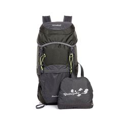 KOSOX Large 35L Foldable Travel Water Resistant Backpack/ Hiking Daypack /Climbing Backpack Sport Bag Camping Backpack >> See this great image  : Day backpacks