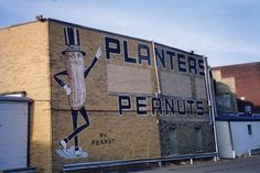 Peanut's Hometown · Factory · The Land of Penn and Plenty: Bringing History to the Table Planters Peanuts, Keystone State, Interesting Buildings, Bethlehem, Barre, Social Studies, Pennsylvania, Cities, Snack Recipes