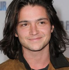 Thomas Mcdonell.  He looks between Johnny Depp and Brandon Lee.